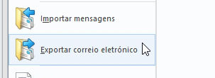 Backup de emails e anexos