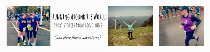 Running Around the World: Short stories from long runs