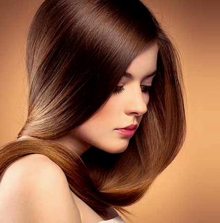 Trend Rambut Wanita Warna Coklat