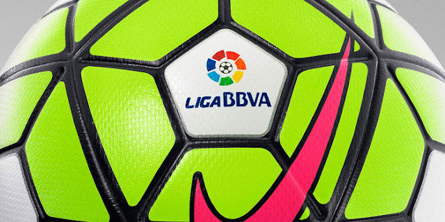 Jadwal Pertandingan Liga Spanyol Musim 2015-16 (Lengkap)