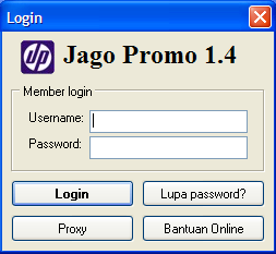 Free download Softwere Pengirim Iklan masal - Jago Promo 1.4 full Crack