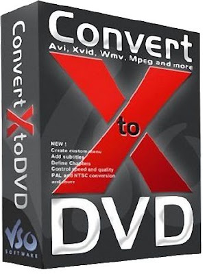 VSO ConvertXtoDVD   v5.2.0.7 + Patch