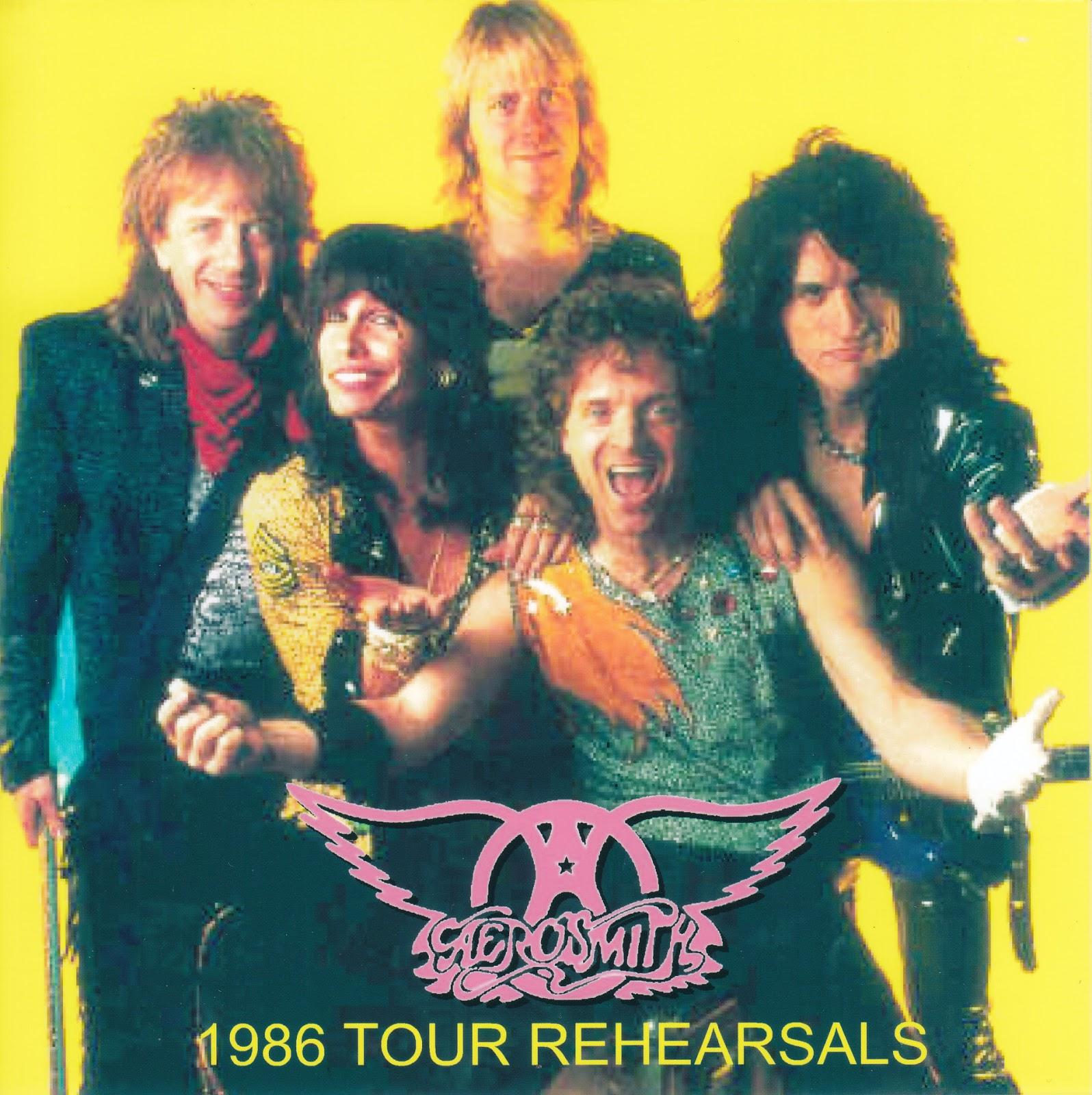 Aerosmith Lightning Strikes