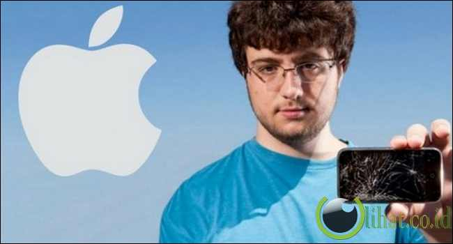 Bobol iPhone & Bikin Apple Kelimpungan