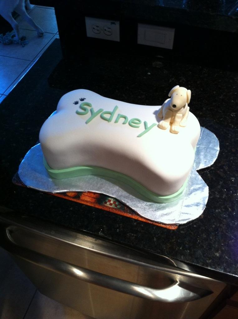 Dog S Birthday Cakes Sydney