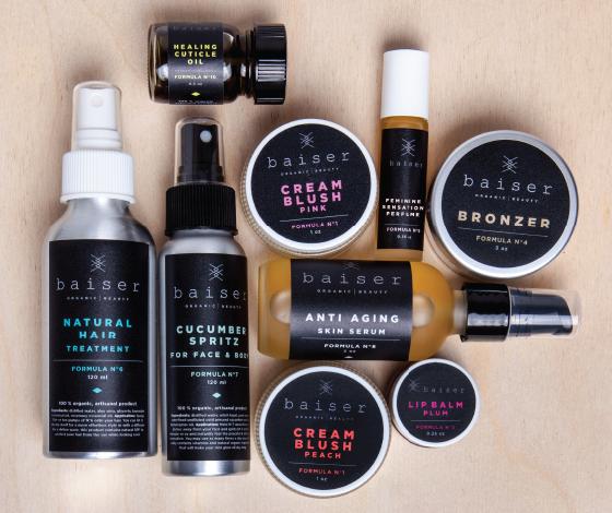 Baiser Beauty Miami Organic Skincare