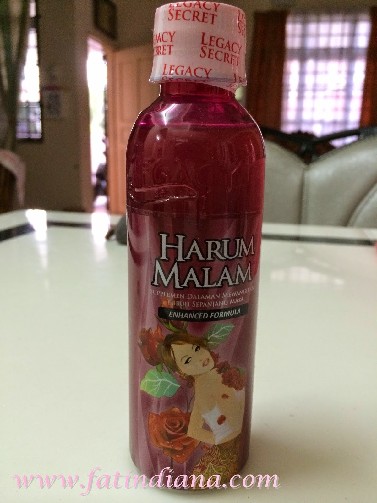 Product Review Harum Malam