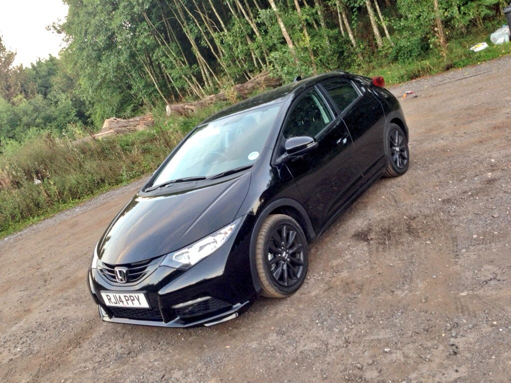 Honda Civic Black Edition 1.6 i-DTEC
