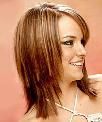 El mundo del peinado corte de cabello 3 capas