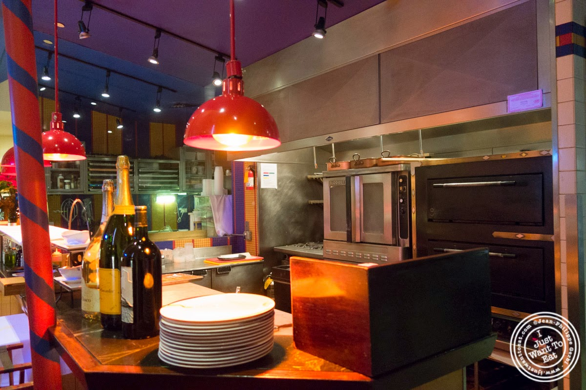 image of Kitchen at Circo in NYC, New York