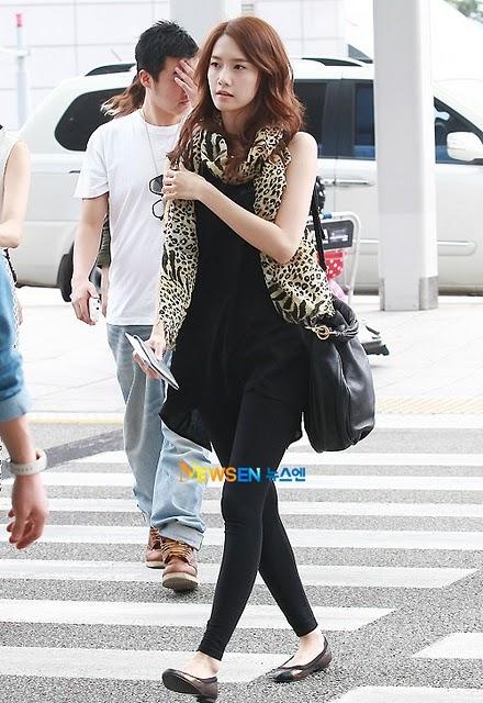 My World Of Nova Snsd Fashion Airport Im Yoona