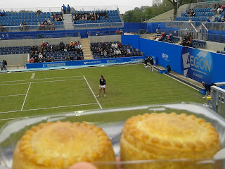 Aegon Classic Tennis and Pork Pie