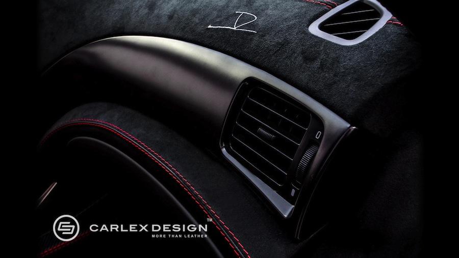 超豪華仕様にカスタムしたスバル・インプレッサWRX STIのインテリアデザイン