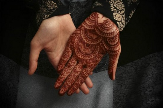 Mehndi Party List : Mehndi design for hands stylish designs party