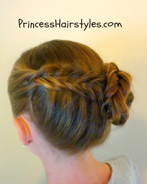 Cool Inside Out Fishtail Braid Tutorial Hairstyles For Girls Hairstyle Inspiration Daily Dogsangcom