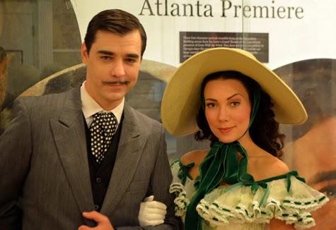 Rhett & Scarlett, Road to Tara Museum
