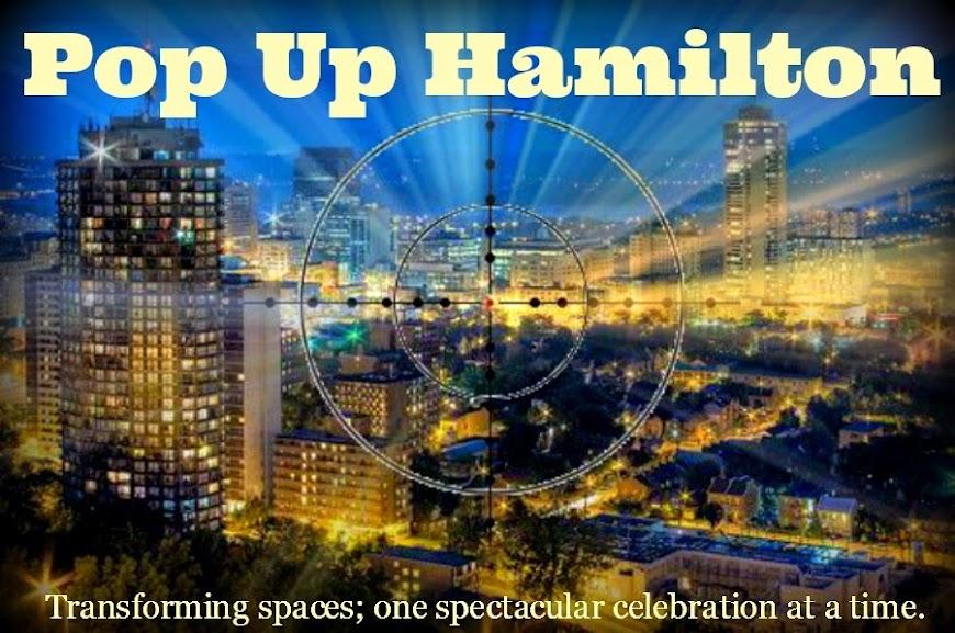 Pop Up Hamilton