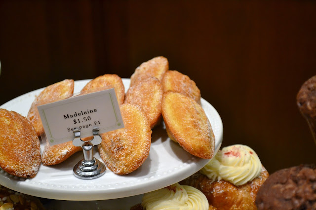 yountville, bouchon, bakery, madeleines, pastry, french, thomas keller