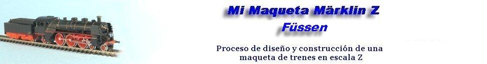 Mi Maqueta Marklin Z