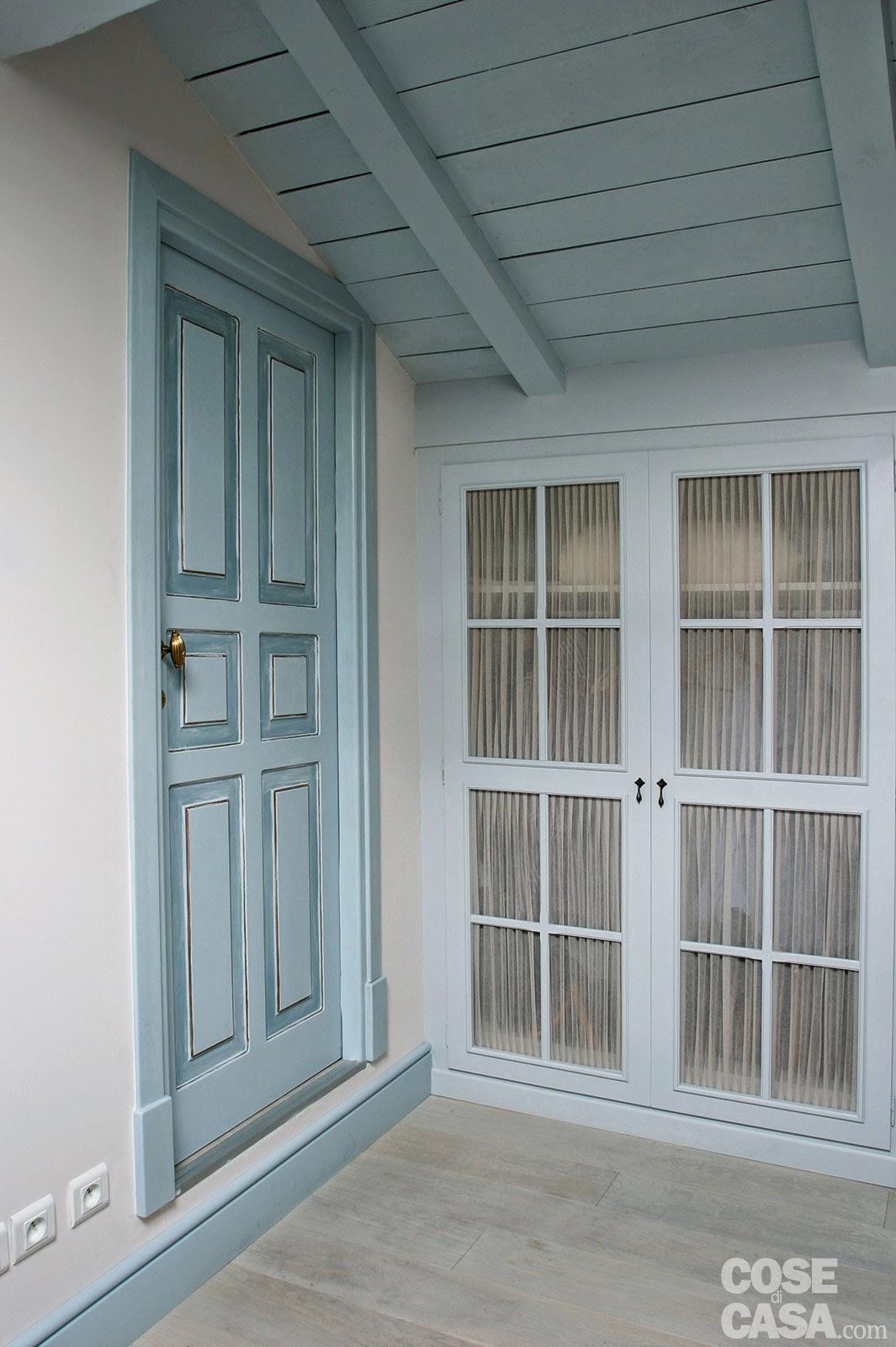 cool chic style attitude: interior design | small space 60 mq: una ... - Camera Da Letto Tema New York