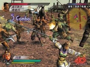 تحميل لعبة Dynasty Warriors 5 للبلاي استيشن playstation 2 games