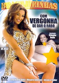 Brasileirinhas - Com Vergonha de Dar o Rabo - DVDRip