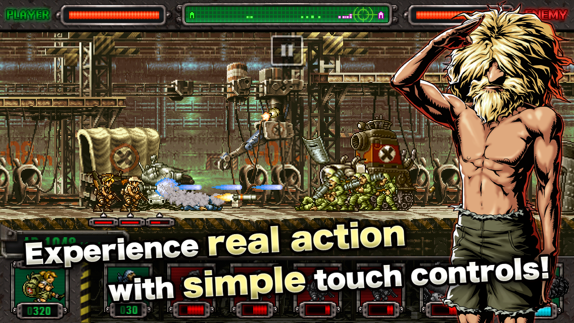 METAL SLUG DEFENSE Hile Apk