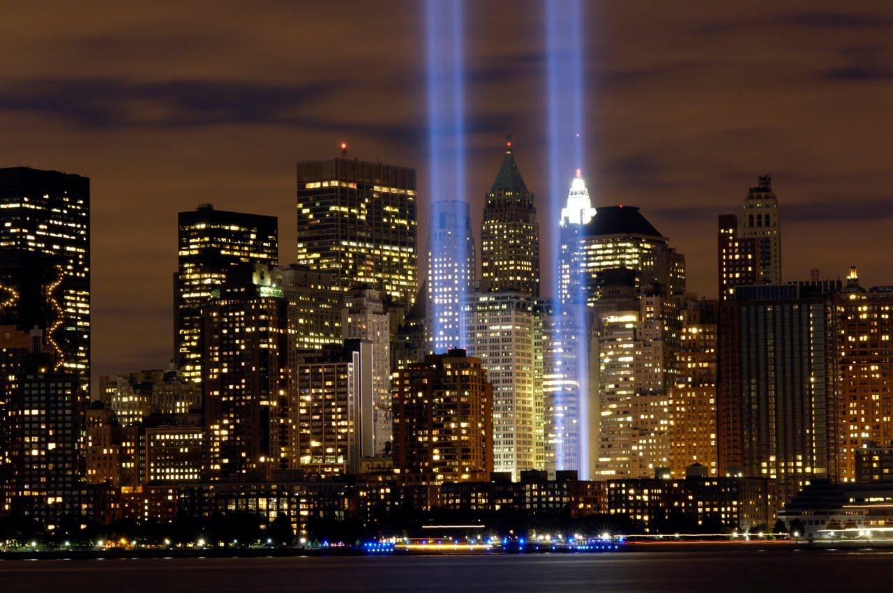 15° ANNIVERSARIO ATTACCO TORRI GEMELLE NEW YORK