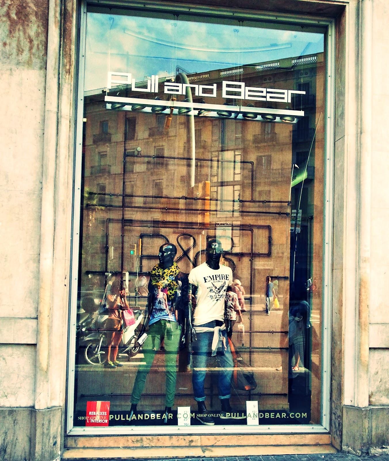 Barcelona rutas de la moda parte vi asesorando ando for Oficinas inditex barcelona