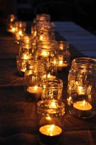 San juan con velas