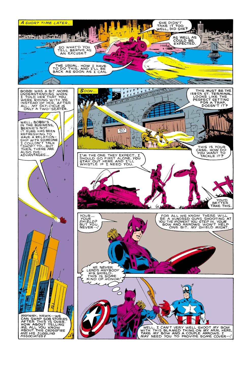 Captain America (1968) Issue #317 #245 - English 16