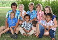 La famille Godfrey ... en attendant l'agrandissement !