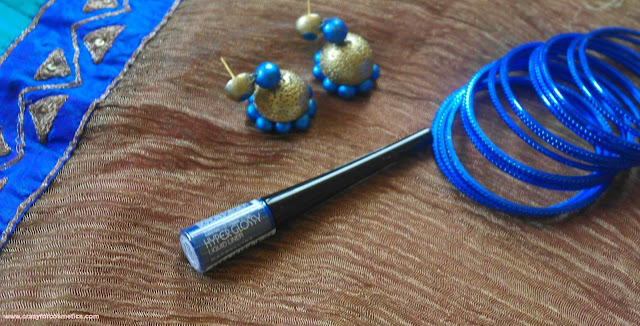 maybelline hyper glossy electrics eyeliner