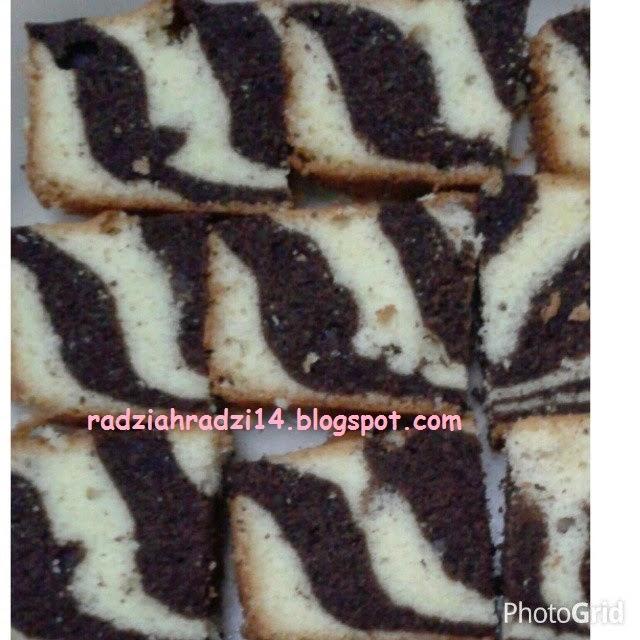 cake,kek marble,kek pelangi, kek coklat,sedap, senang,gebu,resipi,mudah,simple,kuih tempatan,kuih tradisional by radziah radzi