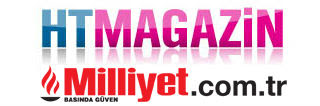 HTMagazin and Milliyet Logo