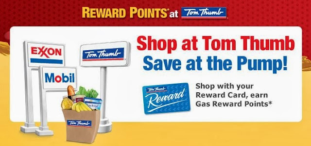 McKinney Mommas: Gas Reward Points at Tom Thumb/Randall's ...