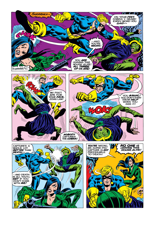 Captain America (1968) Issue #182 #96 - English 9