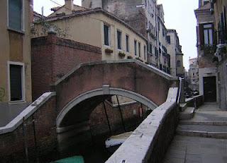 Puente delle tette de Venecia