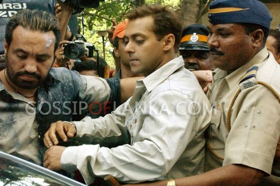 Bollywood Superstar Salman Khan jailed for five years in hit-and-run case