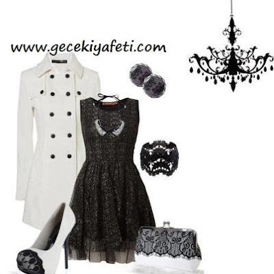 Gece Kıyafetleri Kombinleri