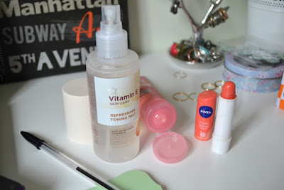 Superdrug Vitamin E Refreshing Toning Mist