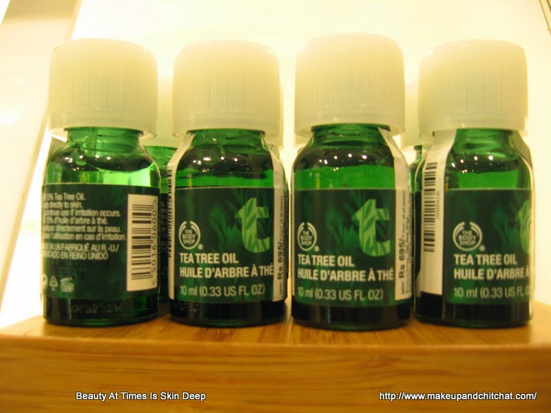 The Body Shop  Tea Tree Oil photos