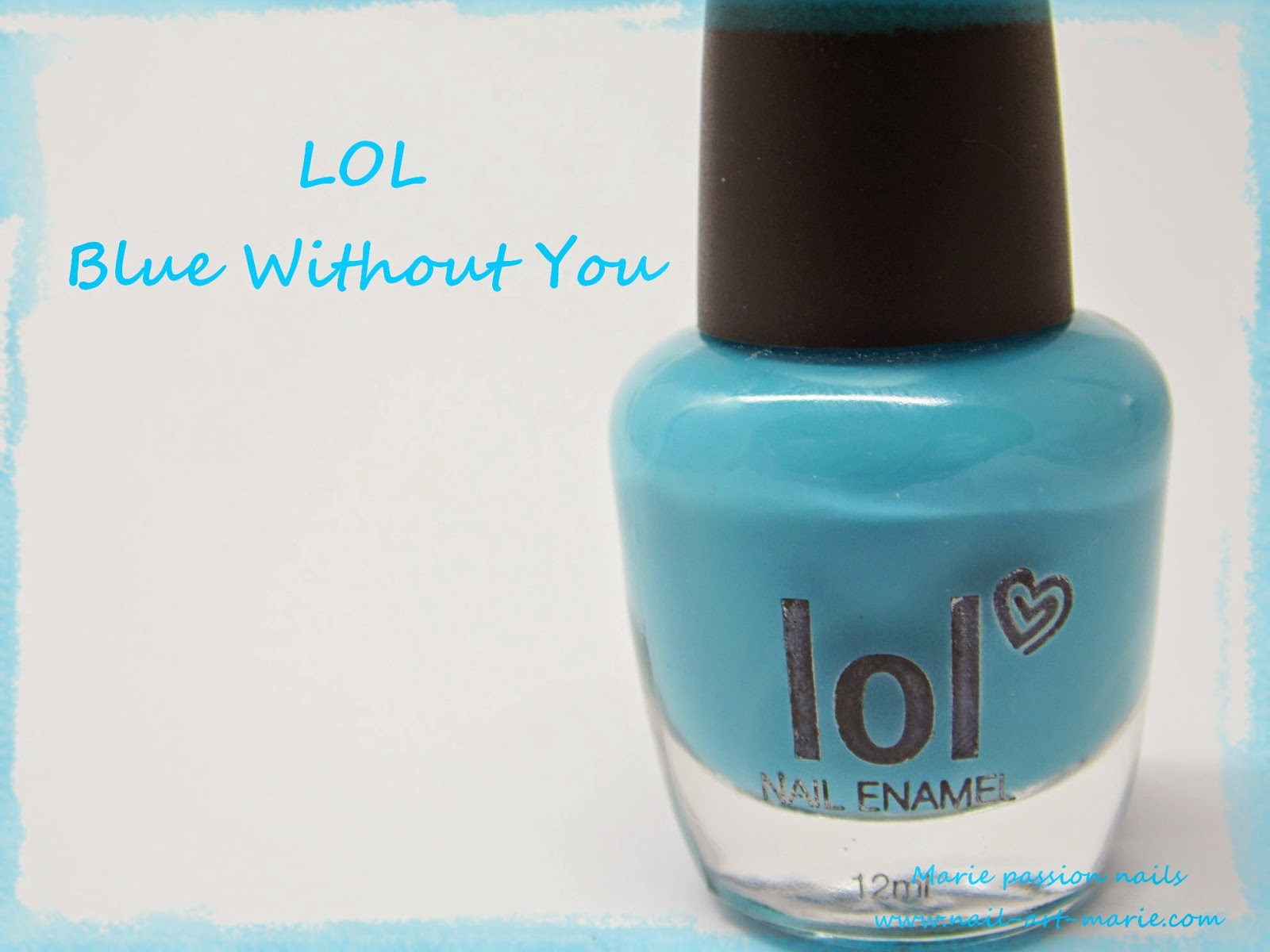 LOL Blue Without You1