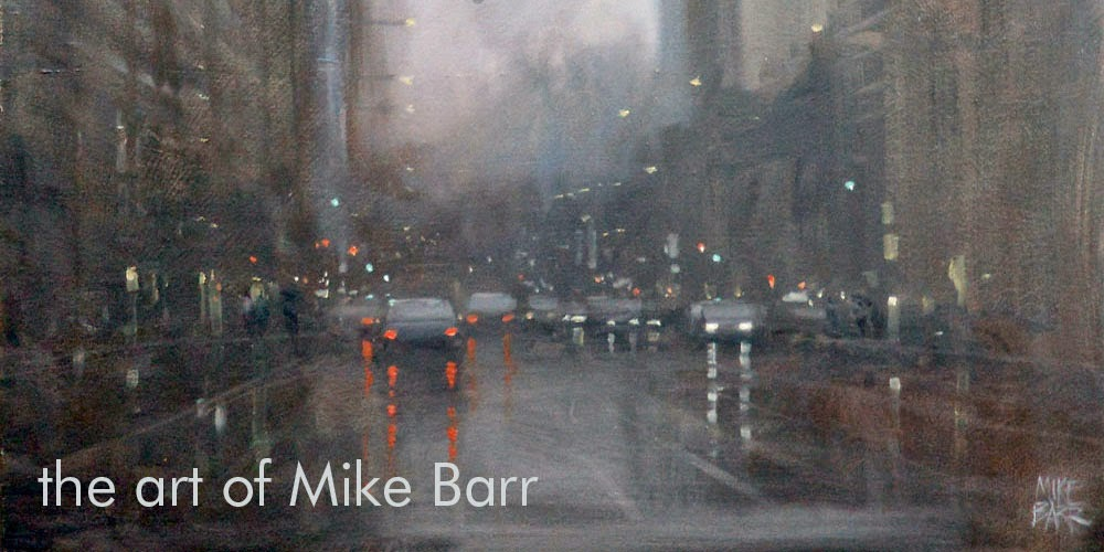 Mike Barr