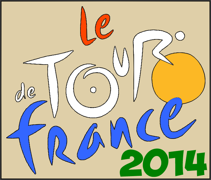 Le Tour de France des blasons ...