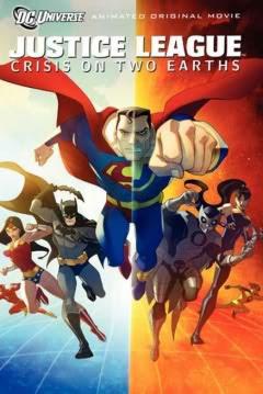 La Liga De La Justicia: Crisis En Dos Tierras – DVDRIP LATINO