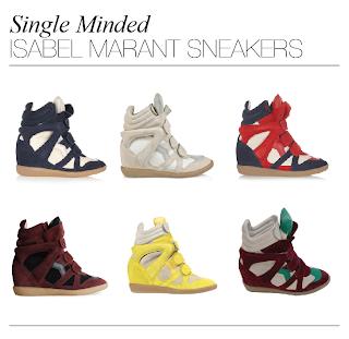 isabel marant sneakers+VÁRIAS+CORES Momento EU QUEROOOOO DO DIA