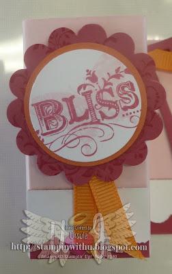 Valentines Workshop Bliss Medallion Embellishment