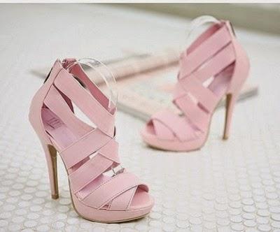 Zapatos de moda de temporada