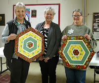Trunk Show at Friendship Quilters